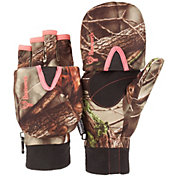 Huntworth Women's Classic Pop-Top Hunting Gloves