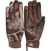 Huntworth Women's Tri-Laminate Touch Screen Shooters Gloves