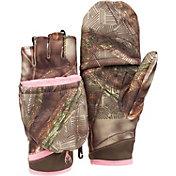 Huntworth Women's Performance Fleece Pop Top Gloves