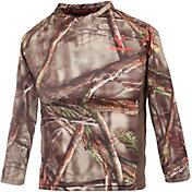 Huntworth Youth Camouflage Long Sleeve Shirt