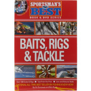 Sportsman's Best Baits, Rigs & Tackle Instructional Book with DVD