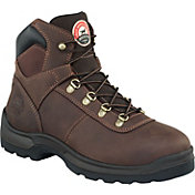 Irish Setter Men's Ely 6'' Waterproof Steel Toe Work Boots