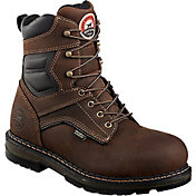 Irish Setter Men's Ramsey 8'' 400g Waterproof Aluminum Toe Work Boots