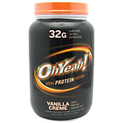 ISS Oh Yeah! Vanilla Creme 2.4 lbs