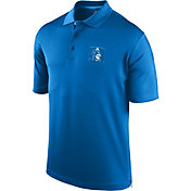 J. America Men's Duke Blue Devils Duke Blue Spector Polo