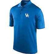 J. America Men's Kentucky Wildcats Blue Spector Polo