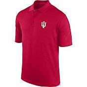 J. America Men's Indiana Hoosiers Crimson Spector Polo