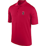 J. America Men's Stanford Cardinal Spector Cardinal Polo