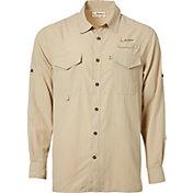 Jawbone Men's Long Sleeve Shirt