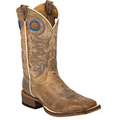 Justin Men's Chievo Cowhide Bent Rail Western Boots