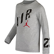 Jordan Boys' Dreams of Air Long Sleeve Shirt