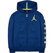 Jordan Boys' Jumpman Graphic Full-Zip Jacket