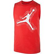 Jordan Boys' Jumpman Pulse Muscle Sleeveless Shirt