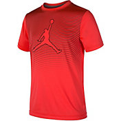 Jordan Boys' Mesh Flows Dri-FIT T-Shirt