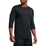 Jordan Men's 23 Tech Three Quarter Length Sleeve Shirt