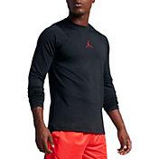 Jordan Men's Flight Performance Long Sleeve Basketball Shirt