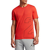 Jordan Men's Dri-FIT Front 2 Back Graphic T-Shirt
