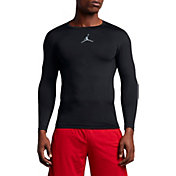 Jordan Men's AJ All Season Long Sleeve Compression Shirt