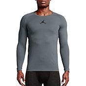 Jordan Men's AJ All Season Fitted Long Sleeve Shirt