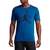 Jordan Men's Iconic Jumpman Logo Graphic T-Shirt
