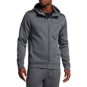 Jordan Men's Therma Two-Three Full Zip Basketball Hoodie