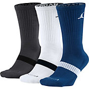 Jordan Dri-FIT Crew Socks 3 Pack