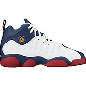 Jordan Kids' Grade School Jumpman Team II Basketball Shoes