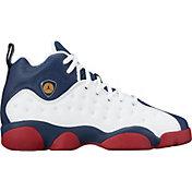 Jordan Kids' Grade School Jumpman Team II Basketball Shoes