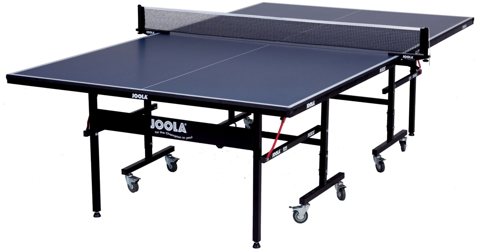 JOOLA Inside 15 Table Tennis Table with Net Set (15mm Thick) | DICKu0027S Sporting Goods  sc 1 st  DICKu0027S Sporting Goods & JOOLA Inside 15 Table Tennis Table with Net Set (15mm Thick ...
