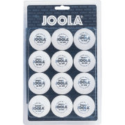 JOOLA Three-Star Table Tennis Balls 12 Pack