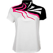Jaime Sadock Contessa Short Sleeve Polo