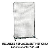 Jugs Lite-Flite Slow Pitch Protective Screen Replacement Net