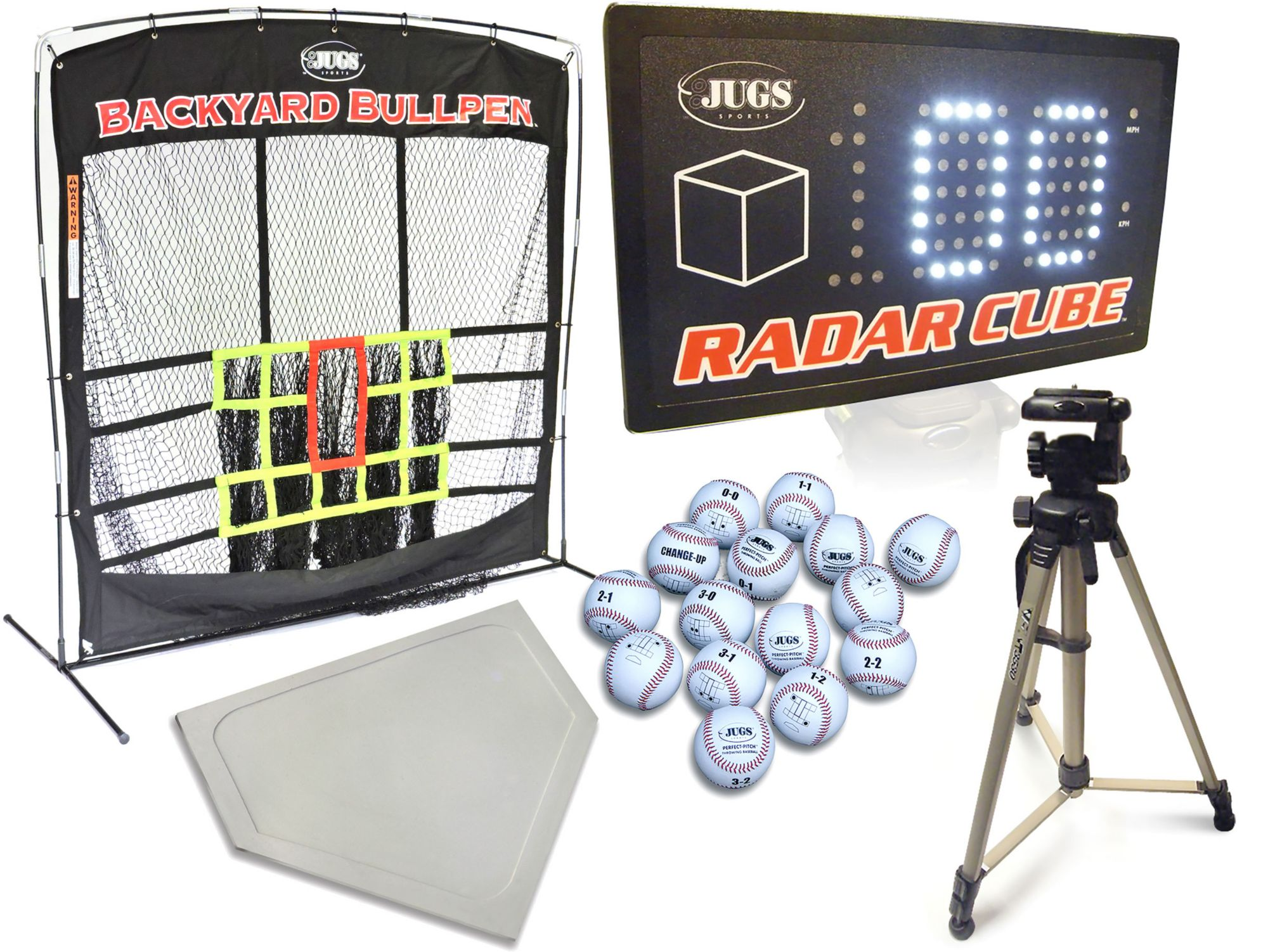 jugs backyard bullpen baseball package u0027s sporting goods