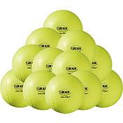 "Jugs 11"" Lite-Flite Practice Softballs - 12 Pack"
