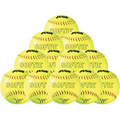 "Jugs 11"" Softie Practice Softballs - 12 Pack"