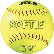 "Jugs 12"" Softie Practice Fastpitch Softballs - 12 Pack"