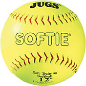 "Jugs 12"" Softie Practice Fastpitch Softballs - 12 Pack"