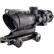 Trijicon 4x32 TA31F-G ACOG Sight – Dual Illuminated Green Chevron Reticle