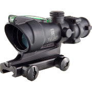 Trijicon 4x32 TA31F-G ACOG Sight – Dual Illuminated Green Chevron Reticle