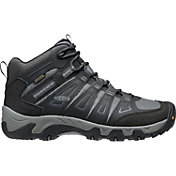 KEEN Men's Oakridge Mid Waterproof Hiking Boots