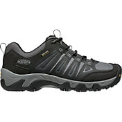 KEEN Men's Oakridge Waterproof Hiking Shoes