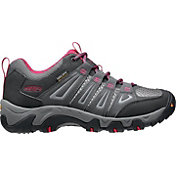 KEEN Women's Oakridge Waterproof Hiking Shoes