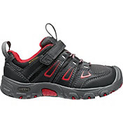 KEEN Youth Oakridge Waterproof Hiking Shoes