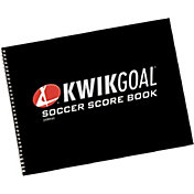 Kwik Goal Soccer Scorebook