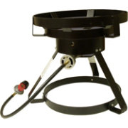 "King Kooker 17.5"" Jambalaya Propane Outdoor Cooker Package"