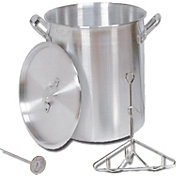 King Kooker 30 Quart Aluminum Turkey Pot Package