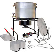 King Kooker Hot Tub Outdoor Cooker Package
