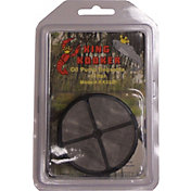 King Kooker Battery-Operated Oil Pump Replacement Filter Two Pack