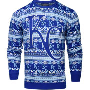 Klew Kansas City Royals Ugly Christmas Sweater
