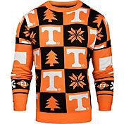 Klew Men's Tennessee Volunteers Tennessee Orange Ugly Sweater